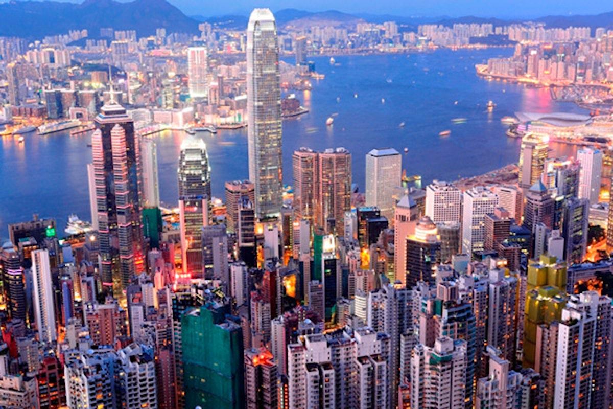 Hong Kong Break