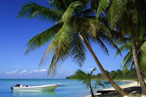 Sunny St. Lucia