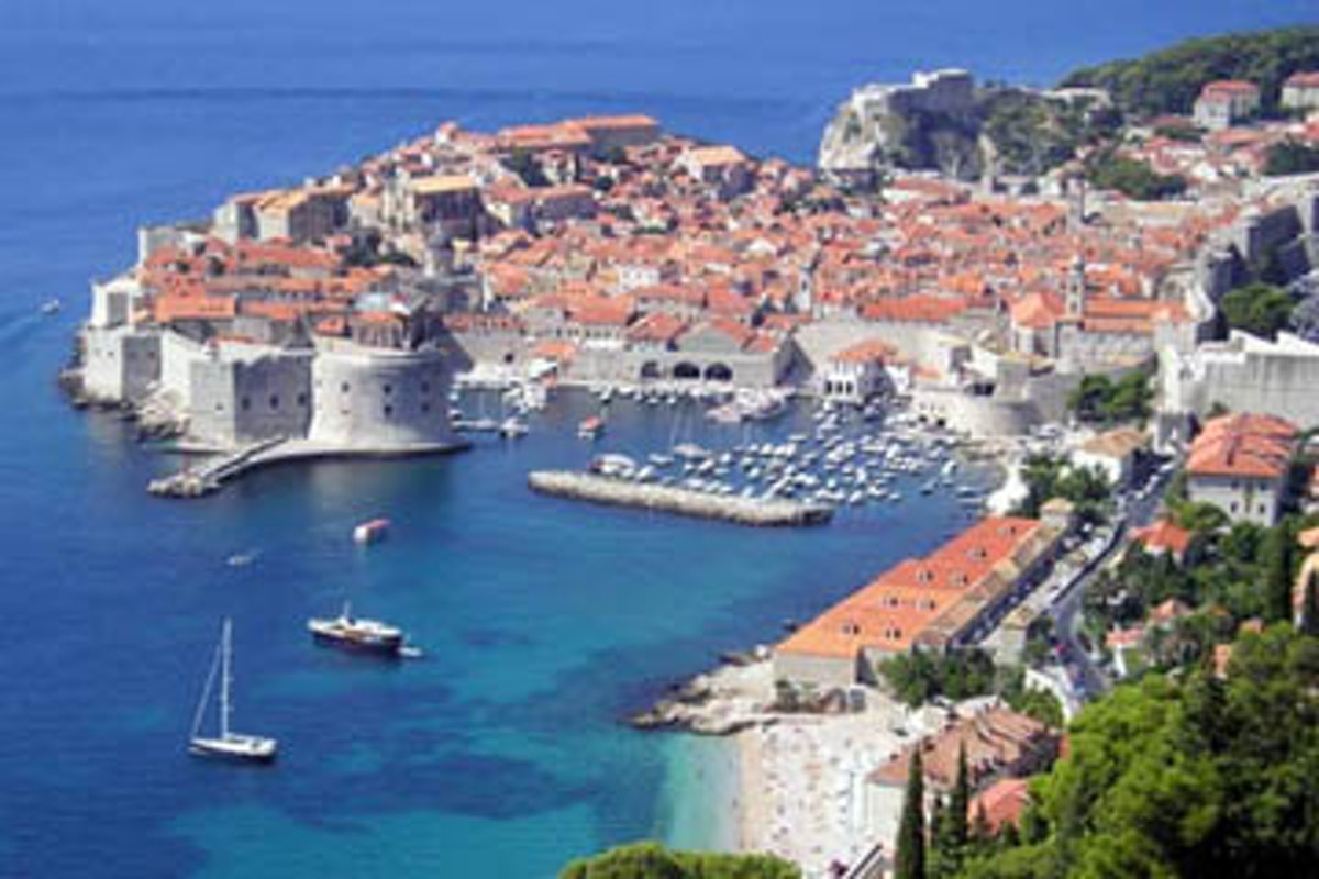 Island Hopping Croatia Cruise