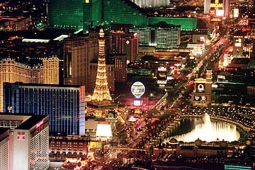 Las Vegas And Mexico